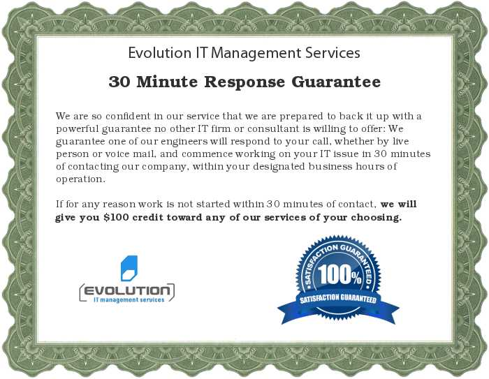 Computer support made simple evolution it management services an assigned network engineer with over 12000 hours experience will simplify implementation and management of your network infrastructure to keep your yadclub Images